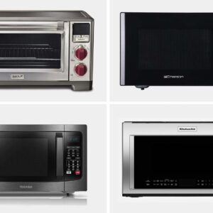 Oven (Convection oven, Microwave oven)