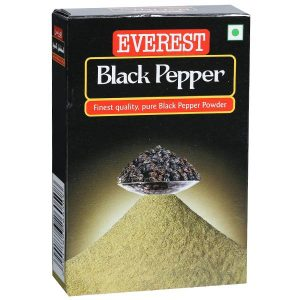 Ground Black-White Pepper